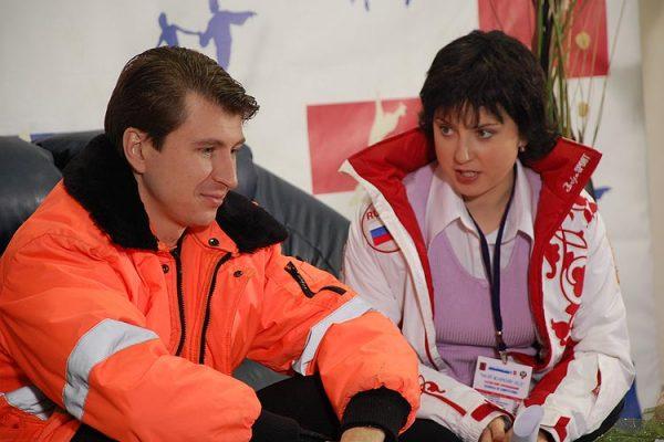 Ирина Слуцкая: личная жизнь, муж (фото)
