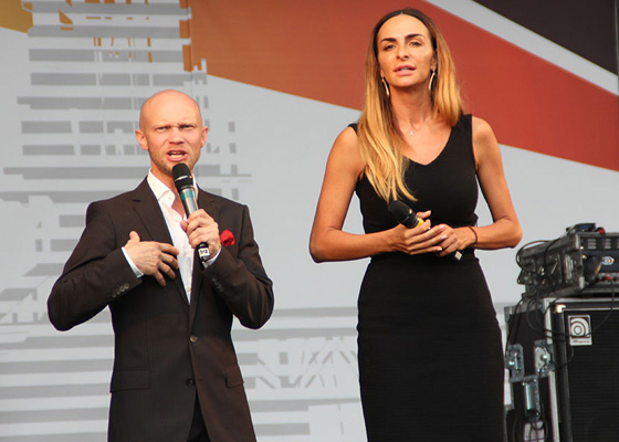 Дмитрий Хрусталев и Екатерина Варнава фото