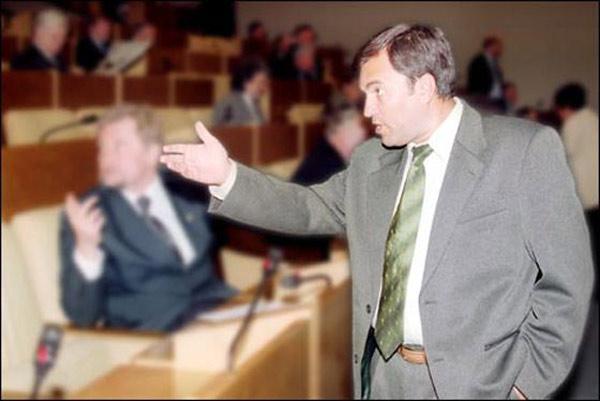 Вячеслав Володин: биография