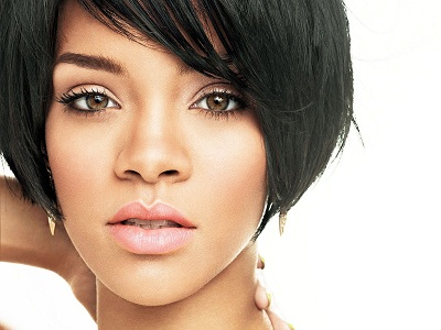 rihanna haircut 2007  chrishansenfashionblogspotcom